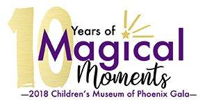 Children's Museum Gala Logo